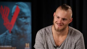 'Vikings' star Alexander Ludwig on how his character's confidence changed him as a person