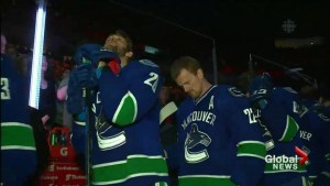 The mumps outbreak within the Canucks organization expands