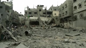 Fighting continues in Gaza as ceasefire efforts continue