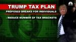Trump unveils tax plan