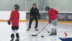 Courage Canada Hockey for the Blind