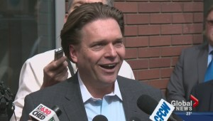 Lukaszuk enters PC leadership race