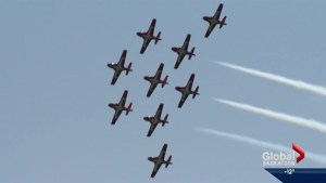 Canada Remembers Our Heroes air show set to soar in 2015