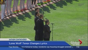 Social media reaction to Tenor changing Canadian anthem lyrics