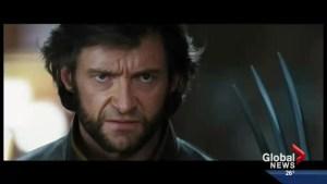 Wolverine statue in Edmonton?