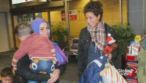 A Syrian family that started a new life in the Okanagan is working hard to integrate into community