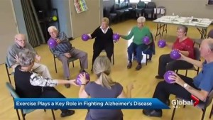 UBC research reinforces key role of exercise in staving off Alzheimer's disease