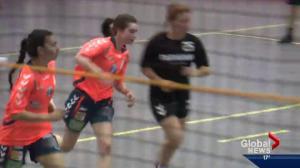 Sherwood Park: Handball haven