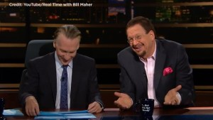 Penn Jillette calls Newfoundlanders 'stupid' on Real Time with Bill Maher