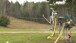 Nova Scotians enjoy warm temperatures ahead of winter cold