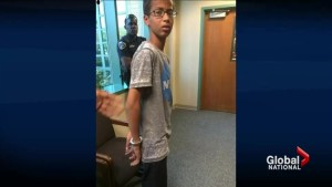 Homemade clock lands 14-year-old Ahmed Mohammed in handcuffs