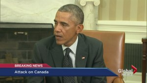 Attack on Canada: U.S. reacts to Ottawa shooting