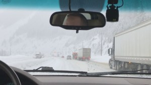 Some B.C. truckers call for increased fines after Coquihalla highway closures