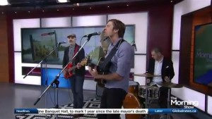 Colour Film performs live in studio!