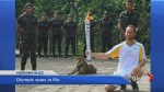 Jaguar used in Olympic torch ceremony in Brazil shot and killed
