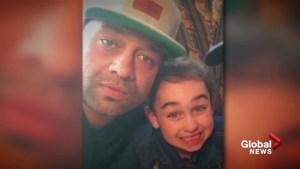 Taliyah Marsman's father speaks to Global News