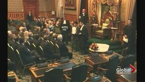 MLA's sworn into office at New Brunswick legislature