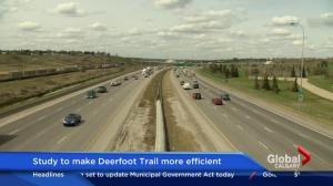 Deerfoot Trail Corridor Study