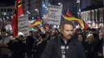 RAW: Rallies across Germany for and against Islam and immigration