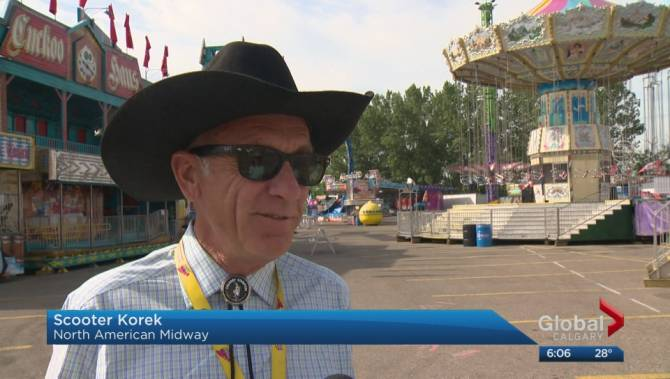 End Of An Era As The Zipper Ride Retires From Calgary