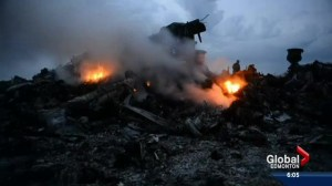 How will downed aircraft in Ukraine affect Canadians?