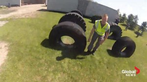GoPro: Obstacle Course Police Recruit Challenge