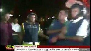 Gunmen open fire at popular Bangladeshi restaurant in diplomatic zone; took hostages