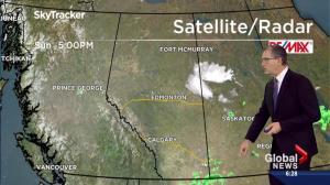 Edmonton Weather Forecast: Oct. 9