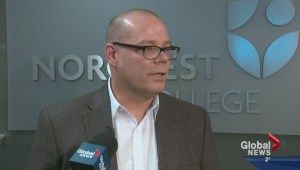 NorQuest flu clinic breach