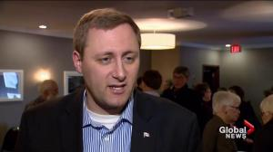Brad Trost protesters a no-show at pro-life meet-and-greet