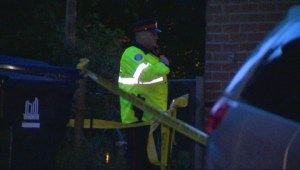 Man dead in North York stabbing