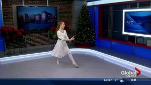 Preview of The Nutcracker on The Morning News