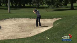 Our Yeg at Night: Golf tips with golf pro Jason Hnatiw