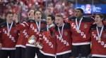 Celebrating Canada's WJHC gold