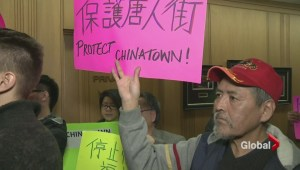 Chinatown petition asks for development slow down
