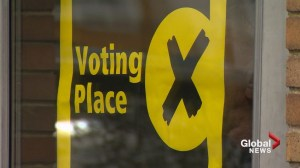 Nova Scotians head to the polls for the 40th general election