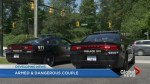 Manhunt for couple continues in the Lower Mainland