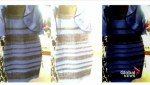 The dress is back, but is it white and gold or is it blue and black?
