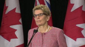 'It's up to the United States to deal with Donald Trump': Wynne comments on Trump's recent Muslim remarks