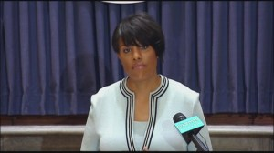Baltimore mayor asks Justice Department for investigation into police department