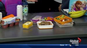 Four tips for simple but fun school lunches