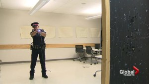 Toronto Police to request more tasers
