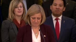 """ We will help insure as good or better returns for the industry, investors and Alberta's owners: Notley"