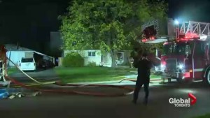 House fire in Brampton under investigation