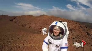 Okanagan man talks about mock Mars mission