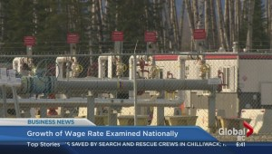 BIV: Growth of wage rate examined nationally