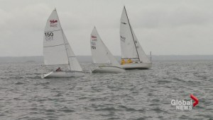 Raising funds for disabled sailors