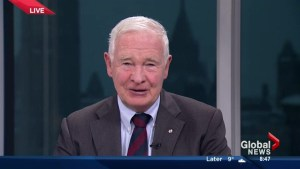 Governor General talks about 'My Giving Moment' campaign