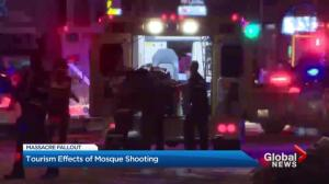 Quebec City tourism affected after mosque massacre