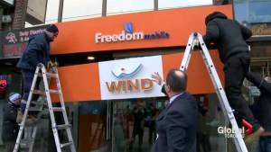 Wind Mobile rebrands to Freedom Mobile